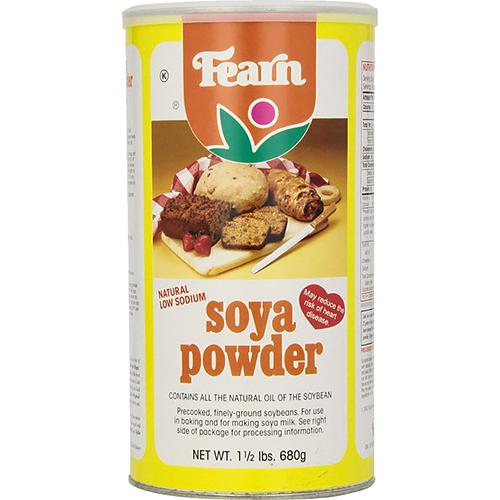 FEARN - SOYA POWDER - 1.5lb