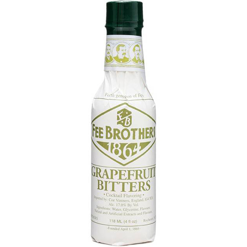 FEE BROTHERS - BITTERS - (Grapefruit) - 5oz