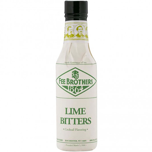 FEE BROTHERS - BITTERS - (Lime) - 5oz
