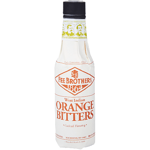 FEE BROTHERS - BITTERS - (West Indian Orange) - 5oz