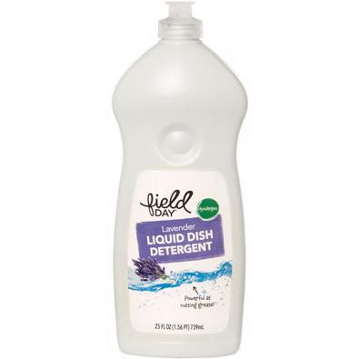 FIELD DAY - LIQUID DISH DETERGENT - (Lavender) - 25oz