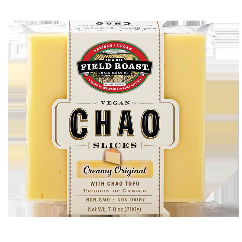 FIELD ROAST - CHAO SLICE - (Creamy Original /w Chao Tofu) - 7oz