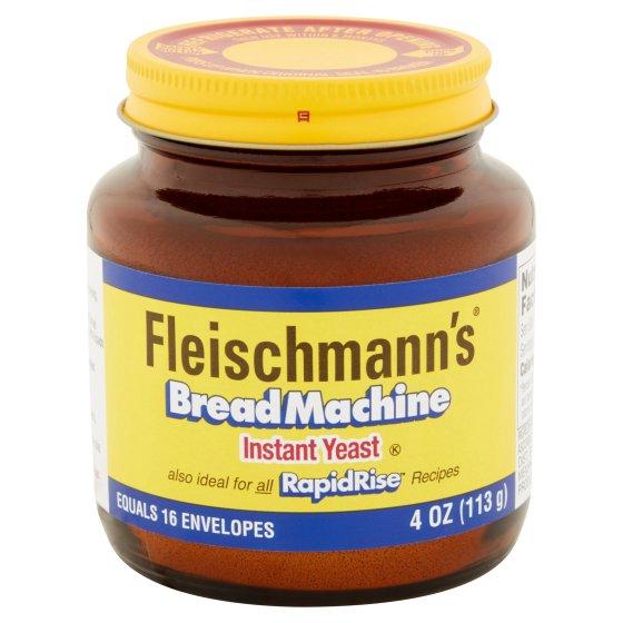 FLEISCHMANN'S - BREADMACHINE - GLUTEN FREE - 4oz
