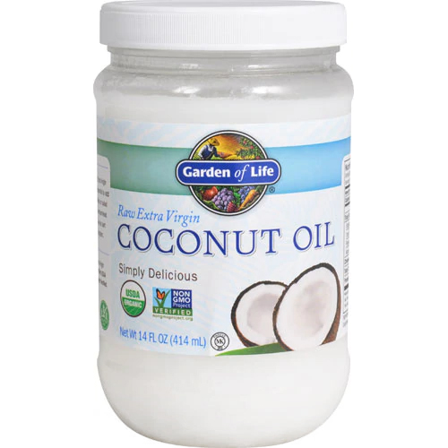 GARDEN OF LIFE - COCONUT OIL - 14oz