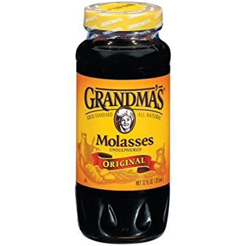 GRANDMA'S - MOLASSES - NON GMO - (Original) - 12oz