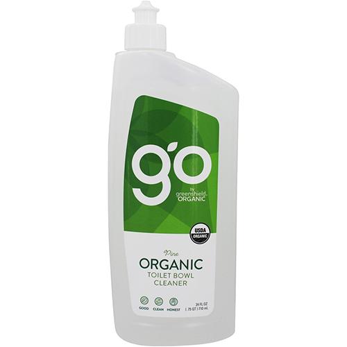 GREEN SHIELD ORGANIC - GO (Pine organic toilet bowl cleaner) - 24oz