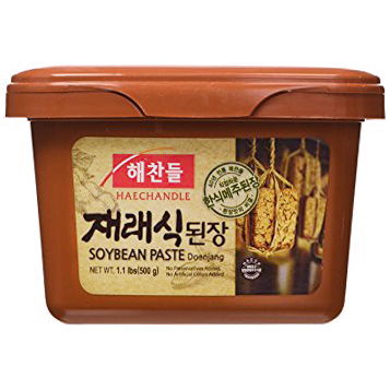 HAECHANGLE - DOENJANG - PASTE - (Soybean Paste) - 17.64oz