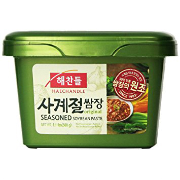 HAECHANGLE - SEASONED SOYBEAN - PASTE - 17.63oz
