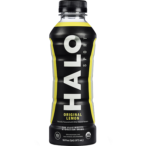 HALO - SPORT - (Original Lemon) - 16oz