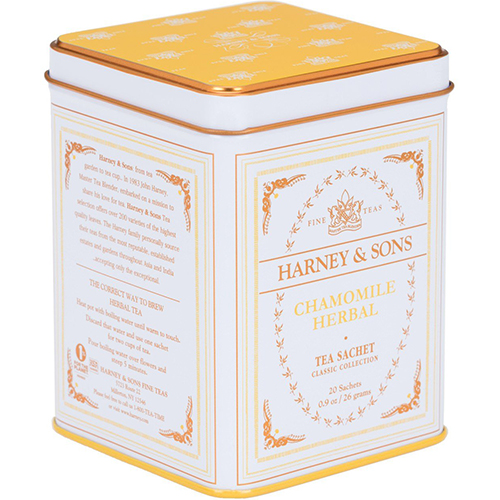 HARNEY & SONS - CT Classic Collection - (Chamomile Herbal) - 20 Bags