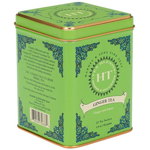 HARNEY & SONS - HT - (Ginger Tea) - 20 Bags