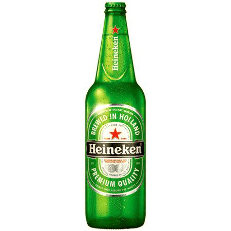 HEINEKEN - LAGER - (Original) - 22oz