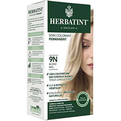 HERBATINT - PERMANENT HAIR COLOR GEL - 9N - 4.56oz