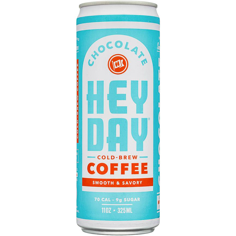 HEYDAY - COLD · BREW COFFEE - (Chocolate) - 11oz