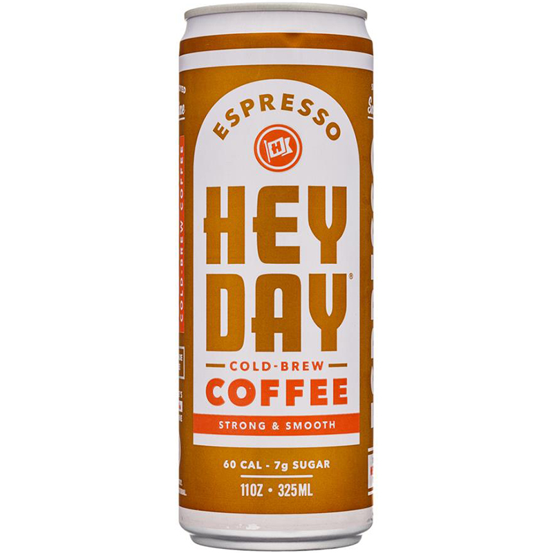 HEYDAY - COLD · BREW COFFEE - (Espresso) - 11oz