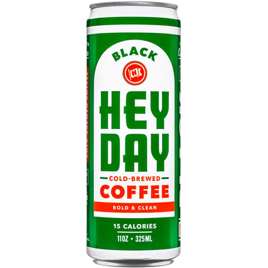 HEYDAY - COLD · BREW COFFEE - (Original) - 11oz