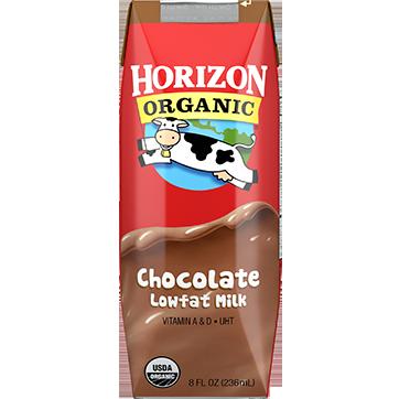 HORIZON - LOW FAT MILK - (Chocolate) - 8oz