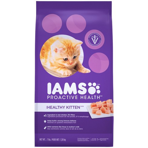 IAMS - PROACTIVE HEALTH - (Healthy Kitten) - 3.5LB