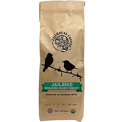JAILHOUSE - GROUND - (Jailbird | Dark Roast) - 12oz