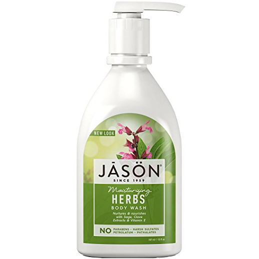 JASON - MOISTURIZING BODY WASH - (Herbs) - 30oz