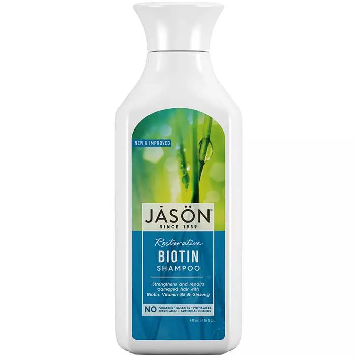 JASON - SHAMPOO - (Biotin | Restorative) - 16oz