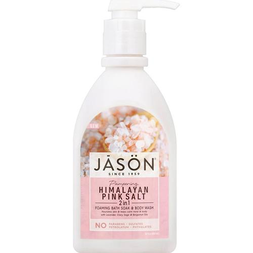 JASON - HIMALAYAN PINK SALT 2 in 1 - BODY WASH - 30oz