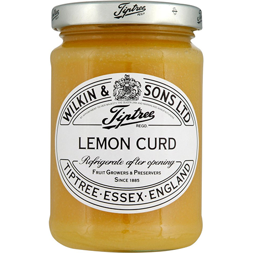JIPTREE - LEMON CURD - 11oz