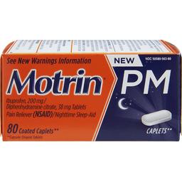 J&JCI - MOTRIN PM - 20PCS