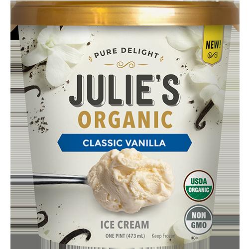 JULIE'S - NON GMO - NON DAIRY - (Classic Vanilla) - 16oz