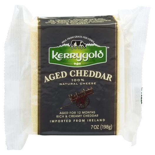 KERRYGOLO - AGED CHEDDAR - 7oz