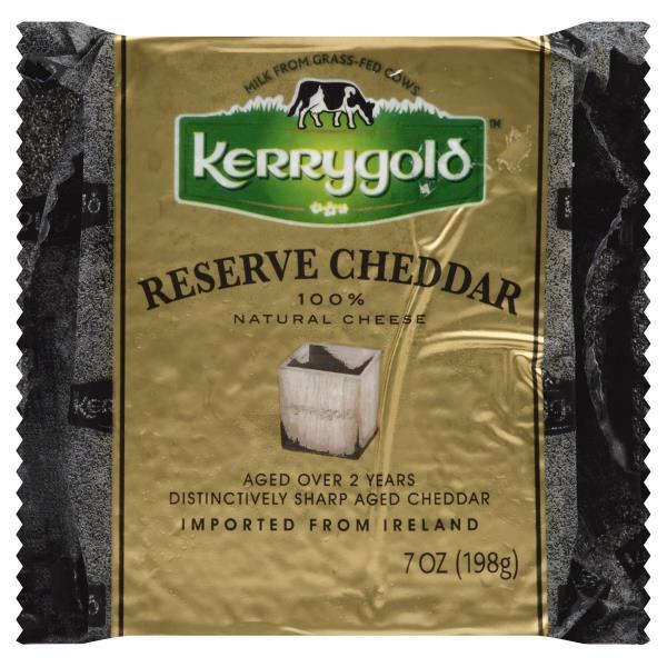 KERRYGOLO - RESERVE CHEDDAR - 7oz