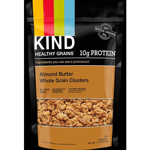 KIND - HEALTHY GRAINS - (Almond Butter Whole Grain Clusters) - 11oz