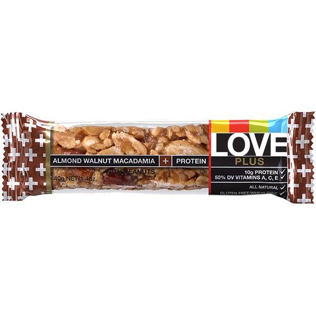 KIND - PLUS PROTEIN - GLUTEN FREE - (Almond Walnut Macadamia) - 1.4oz