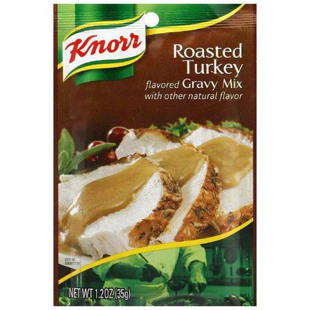 KNORR - CLASSIC BROWN GRAVY MIX - 1.2oz