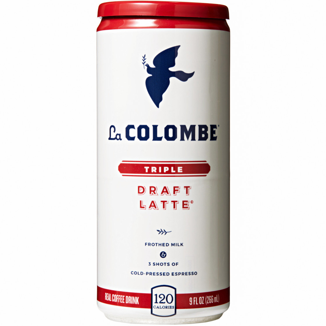 LA COLOMBE - DRAFT LATTE - (Triple) - 9oz