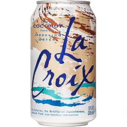 LA CROIX - SPARKLING WATER - (Coconut) - 12oz