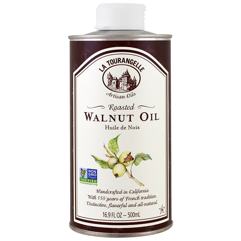 LA TOURANGELLE - WALNUT OIL - NON GMO - 17oz