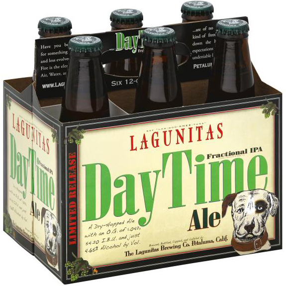 LAGUNITAS DAY TIME ALE - (Bottle) - 12oz(6PK)