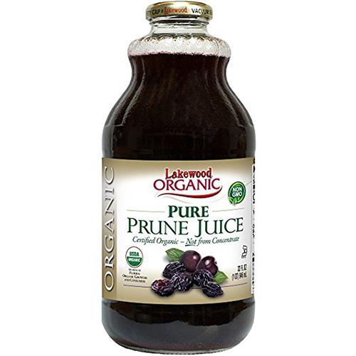 LAKEWOOD - ORGANIC PRUNE JUICE - NON GMO - 32oz