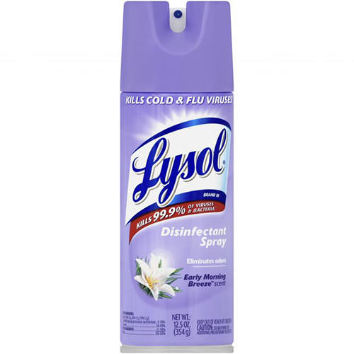 LAYSOL - DISINFECTANT SPRAY - (Early Morning Breeze) - 12.5oz