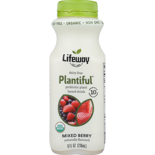 LIFEWAY - FLANTIFUL - (Mixed Berry) - 8oz