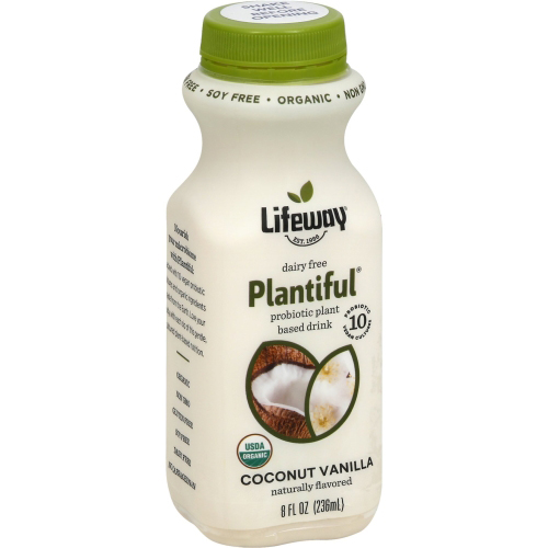 LIFEWAY - FLANTIFUL - (Coconut Vanilla) - 8oz