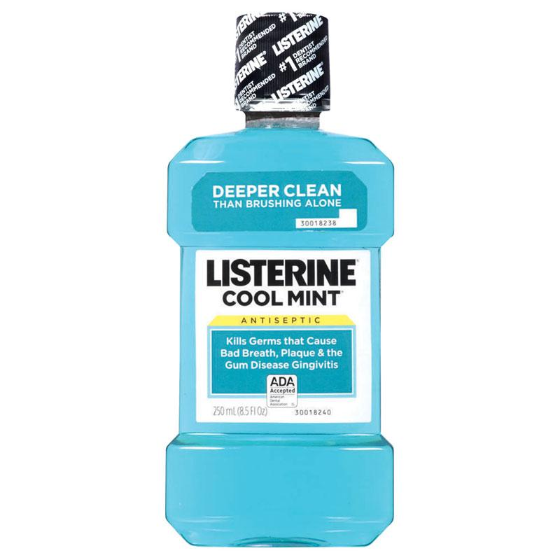 LISTERINE - (Cool Mint) - 250L