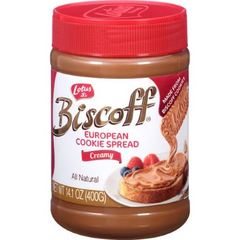 LOTUS - BISCOFF COOKIE BUTTER - (Original) - 13.4oz