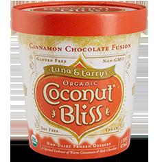 LUNA & LARRY'S - COCONUT BLISS - (Cinnamon Chocolate Fusion) - 16oz