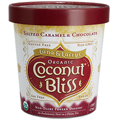 LUNA & LARRY'S - COCONUT BLISS - (Salted Caramel Chocolate) - 16oz