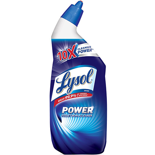 LYSOL - POWER TOILET BOWL CLEANER - 24oz