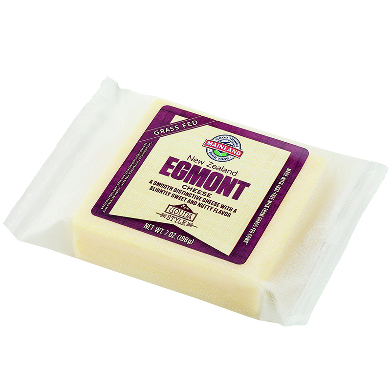 MAINLAND - NEW ZEALAND EGMONT CHEESE - (Gouda Style) - 7oz