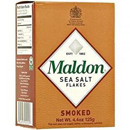 MALDOM - SMOKED SEA SALT - 4.4oz