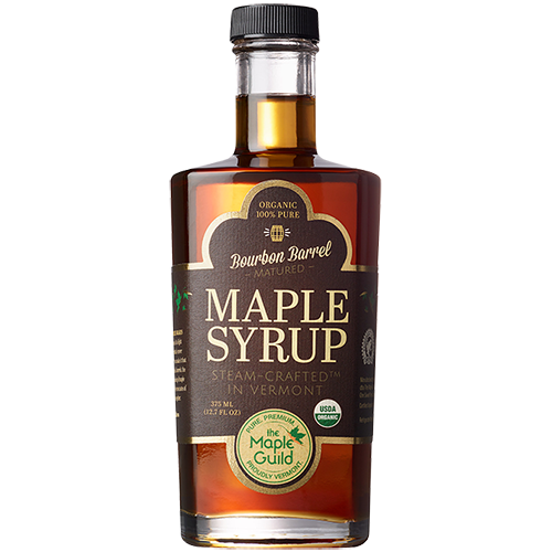 MAPLE GUILD - PUMPKIN SPICE INFUSED MAPLE SYRUP - 12.7oz